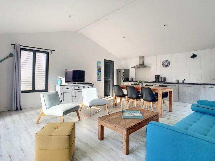 Airbnb Noirmoutier : Les Calorges
