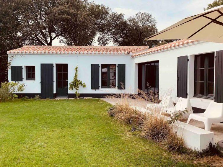Airbnb Noirmoutier : Noirmoutier, Maison à 300m plage de la Clère