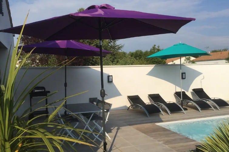 Villa Oasis - Villa de luxe de l'Île d'Oléron