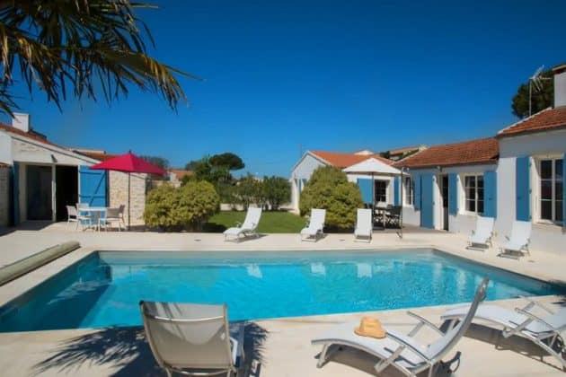 9 villas de luxe à louer à l'Île d'Oléron