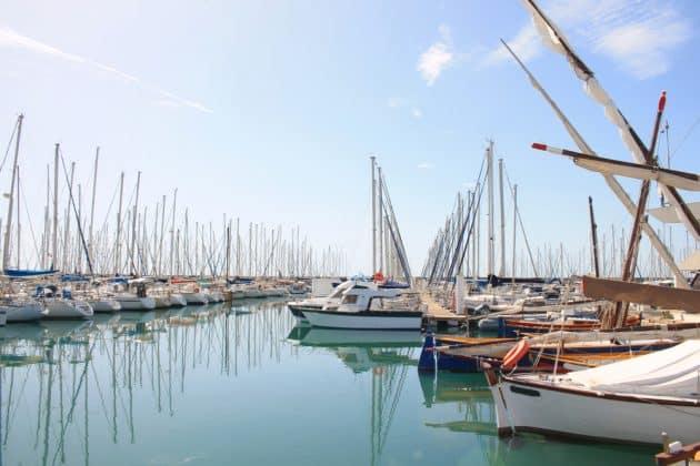 Location de bateau à Palavas : comment faire et où ?