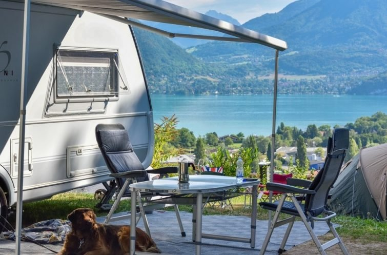 Camping Le Panoramic, Annecy