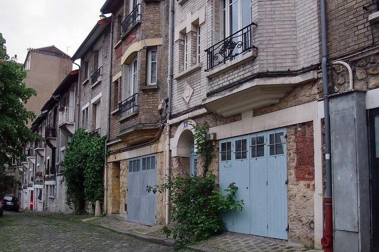Lieux insolites à Paris : La Campagne à Paris