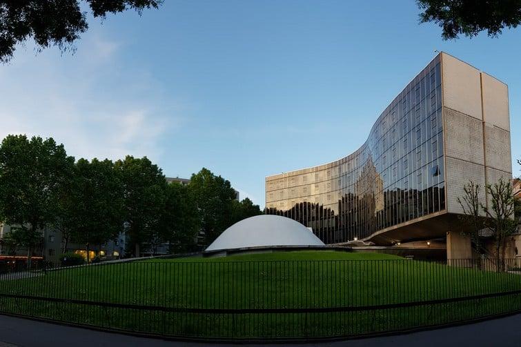 L'espace Niemeyer