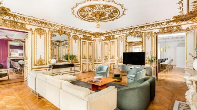 Airbnb de luxe à Paris : les meilleures locations Airbnb à Paris