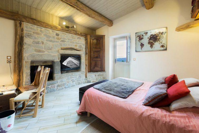 Chambre d'hôtes le Petit Volcan , Montpeyroux