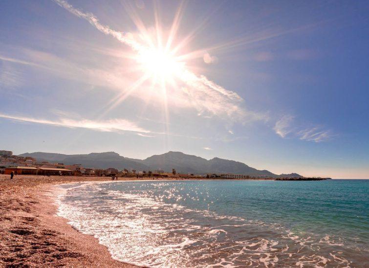 Plus belles plages de Marseille : Plage de Bonneveine