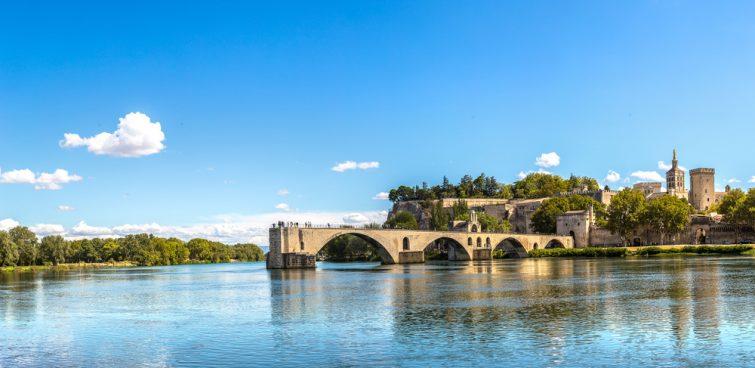 Visiter Avignon : le pont d'avignon