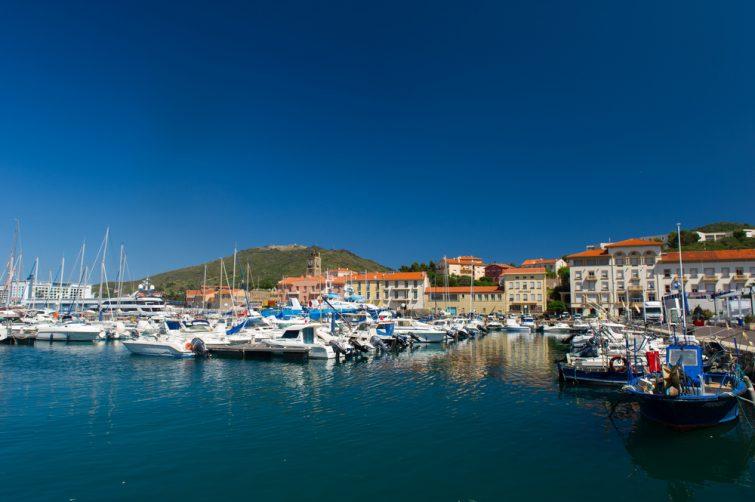 Visiter la Côte Vermeille : Port-Vendres