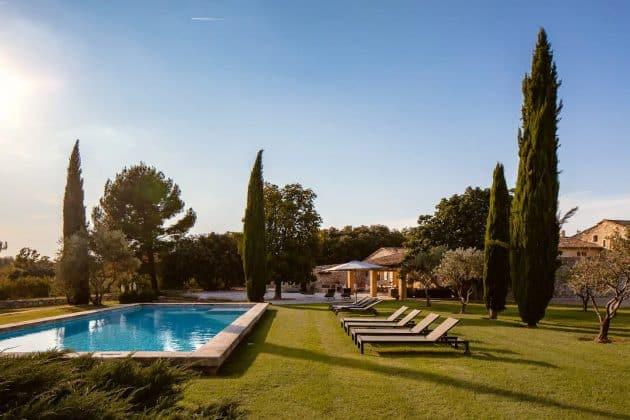 10 villas de luxe à louer en Provence