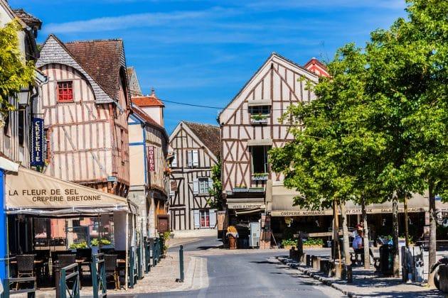 Les 8 plus beaux villages d'Île-de-France