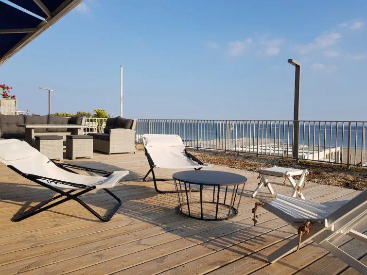 Grand appartement Quiberon pleine vue mer
