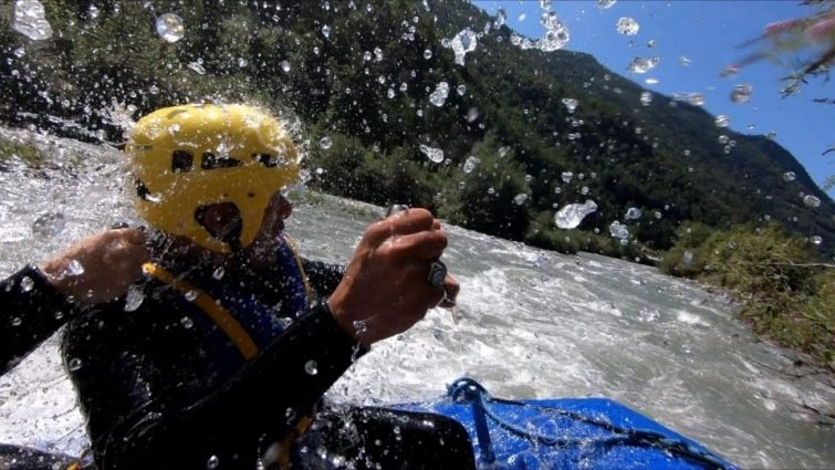 rafting valmorel
