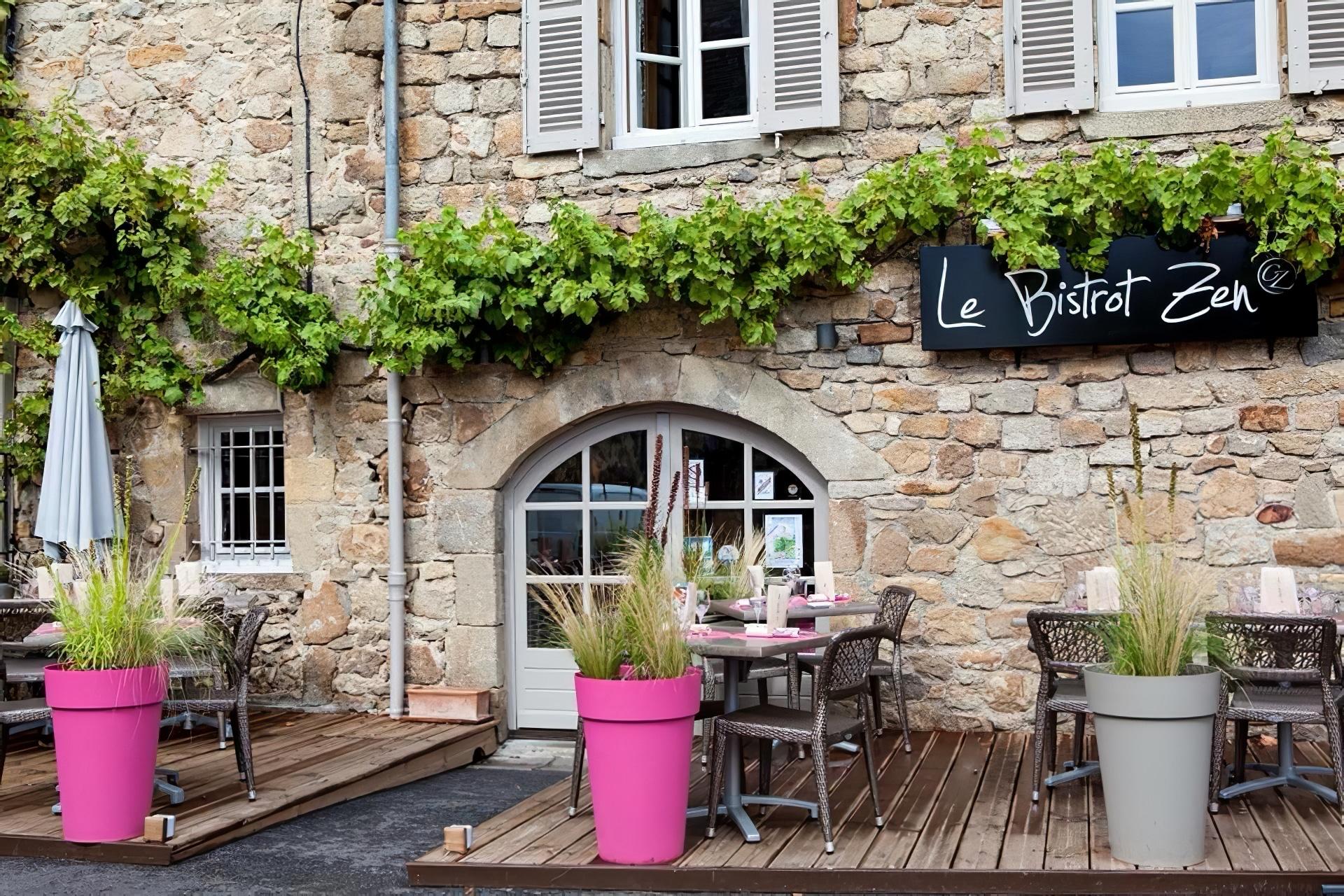 Les meilleurs restaurants à Montpeyroux