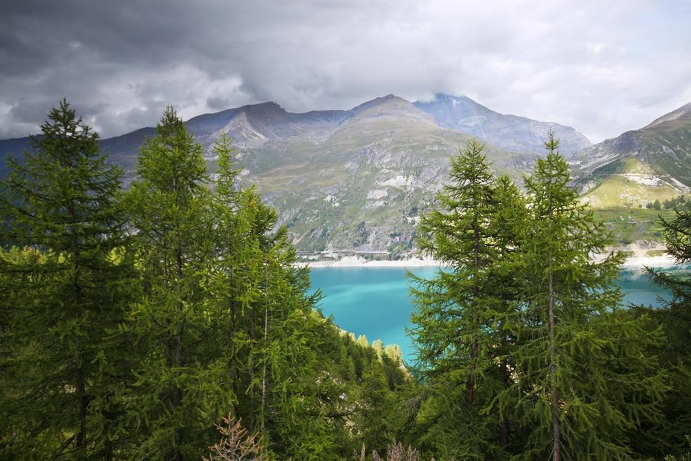 Visiter la Route de Grandes Alpes : Parc National de la Vanoise