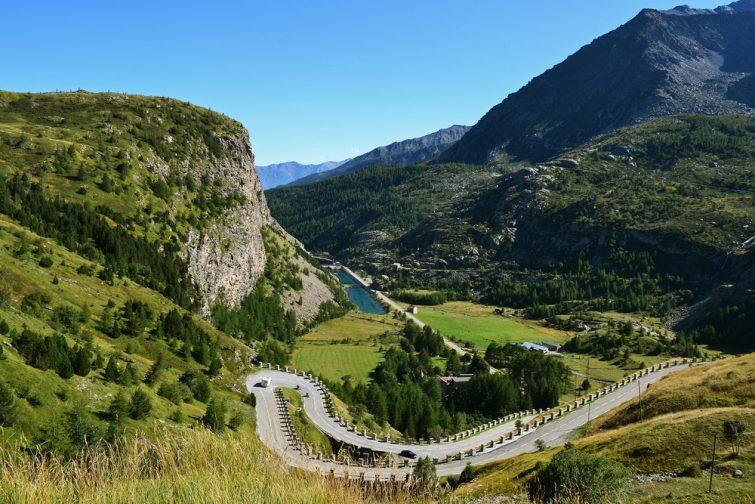 Visiter la Route des Grandes Alpes