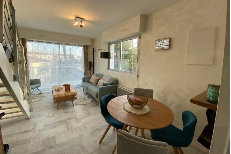 Charmant duplex avec terrasse