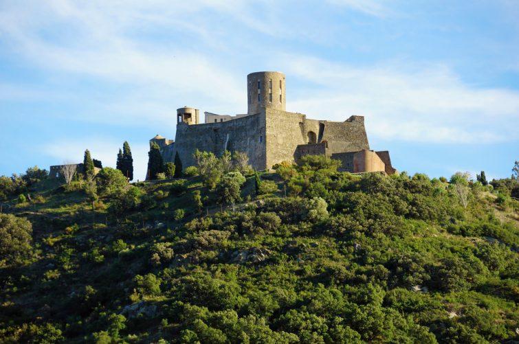 Visiter la Côte Vermeille : Fort Saint-Elme