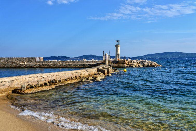 Baie de Sainte-Maxime, golfe de Saint-Tropez