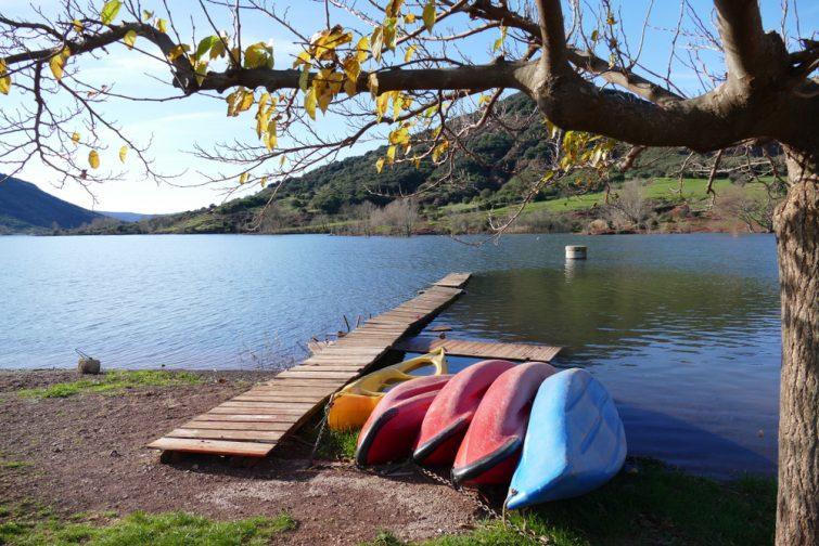 salagou kayak