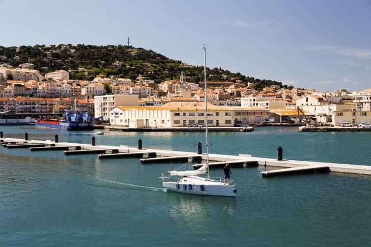 Location de bateau à Sète