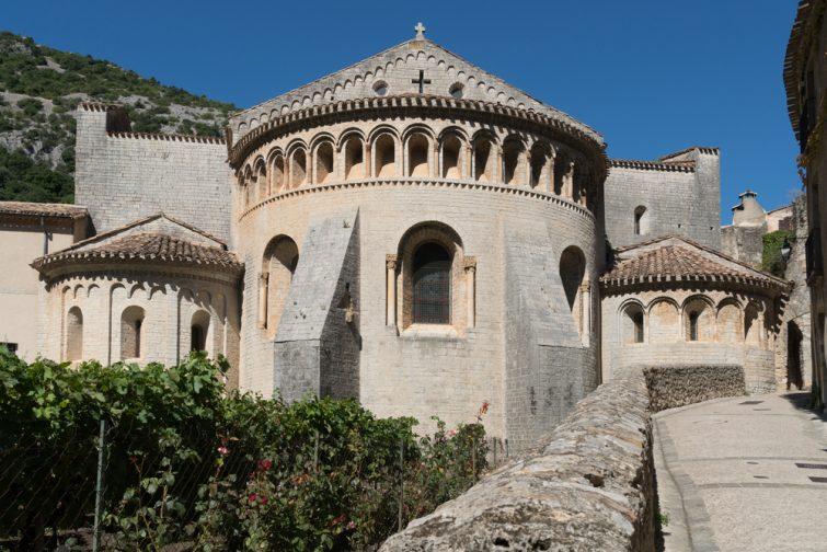 Abbaye de Gellone, immanquable à visiter à Saint-Guilhem-le-Désert
