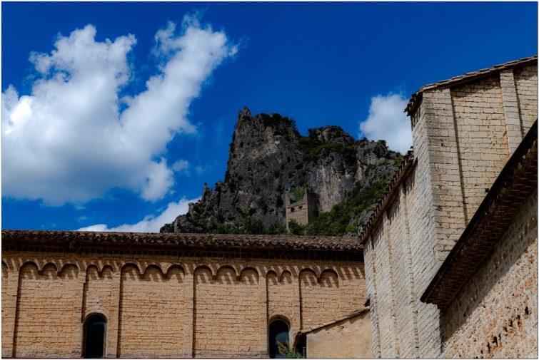 Le Château du Géant, à visiter à Saint-Guilhem-le-Désert