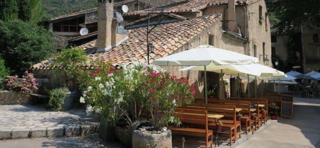 Où manger à Saint-Guilhem-le-Désert ?