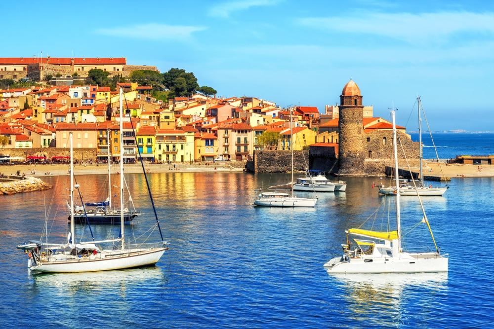 Plus beaux ports de France : Port de Collioure