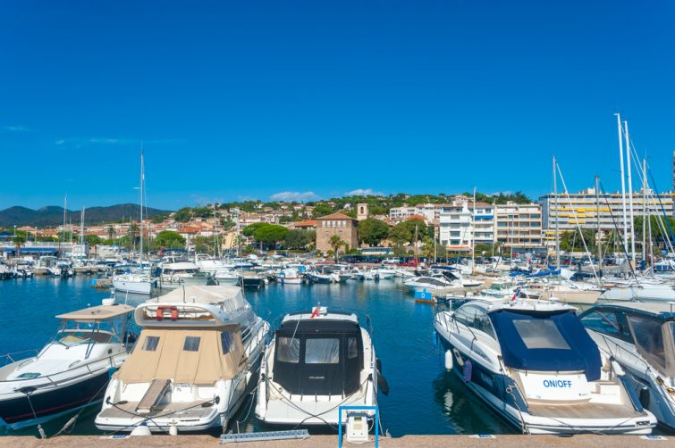 Port de Sainte Maxime