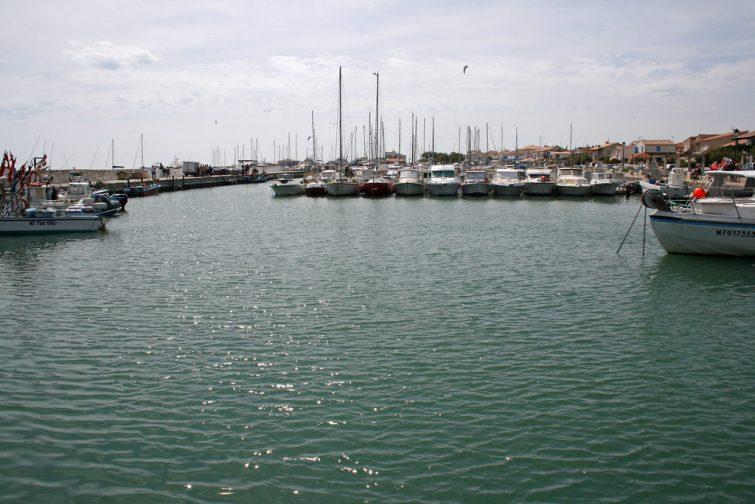 Port de plaisance, Saintes-Maries-de-la-Mer
