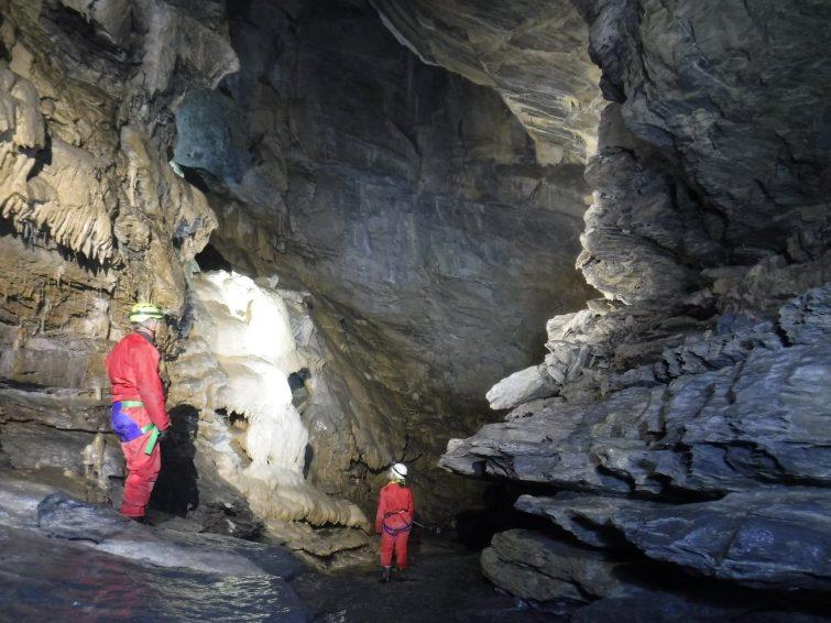 Visiter les grottes de la Vallée d'Ossau