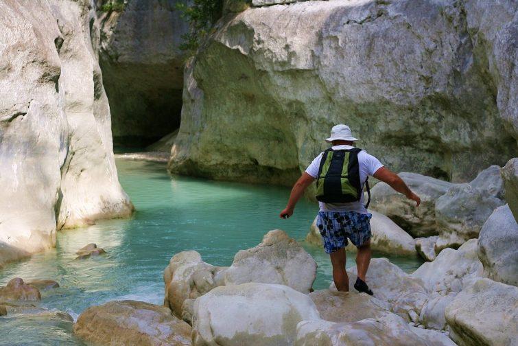 Visiter le Parc Naturel Régional des Baronnies Provençales et les gorges du toulourenc