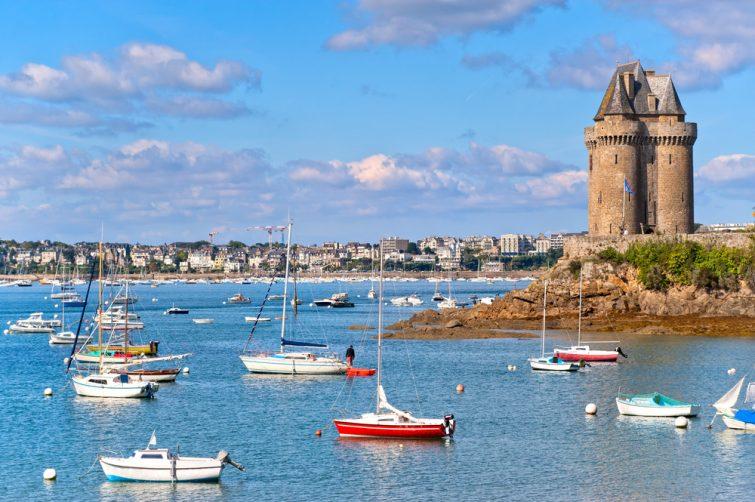 Visiter Saint-Malo et la Tour Solidor