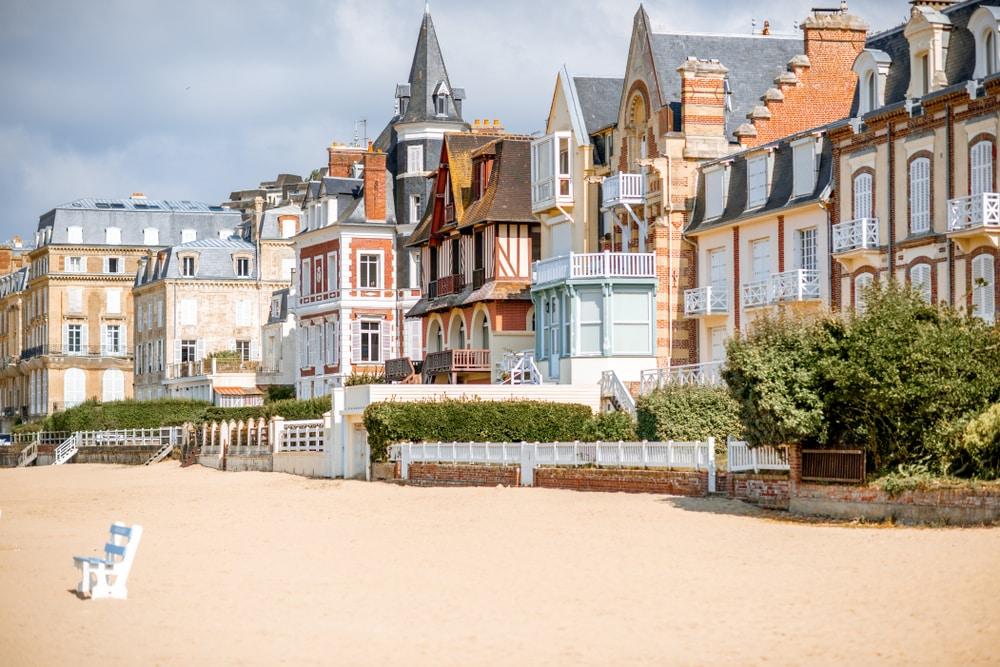 Trouville en Normandie