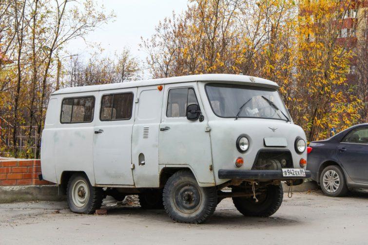 Louer un van en France : van tout terrain