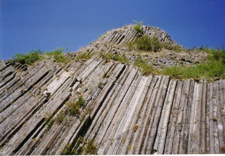 Les Orgues Basaltiques d'Usson