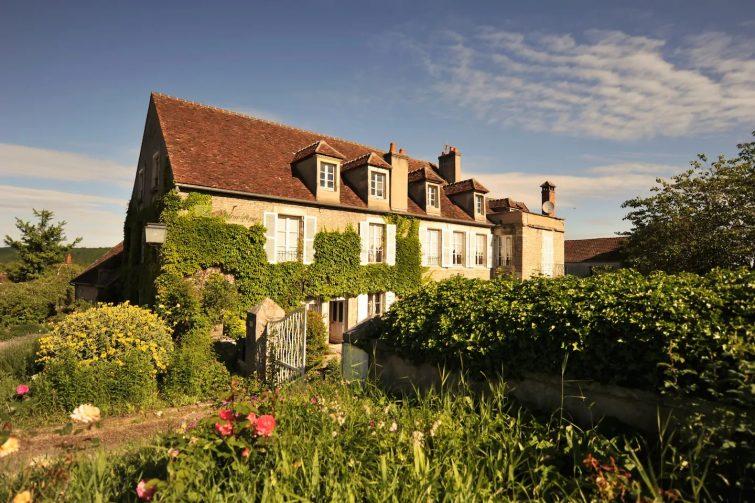 Vézelay-Bourgogne Maison de Groupes
