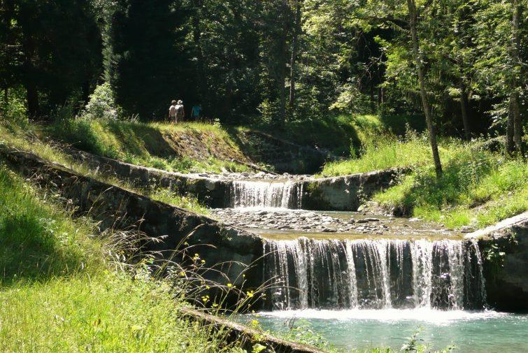 valmorel cours d'eau