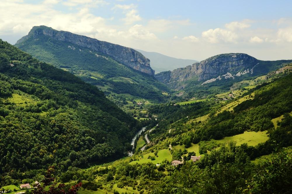 Faire du camping sauvage en France : Parc naturel régional du Vercors