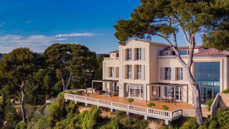 Villa Canaille, Cassis