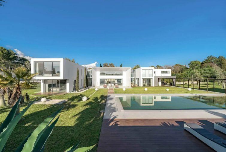 Villa de luxe à Mouans Sartoux, Villa China