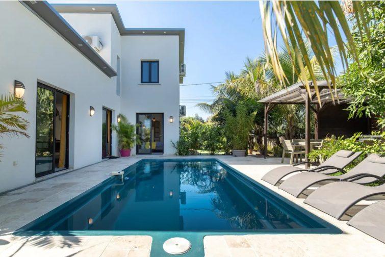 Villa avec piscine à La Réunion