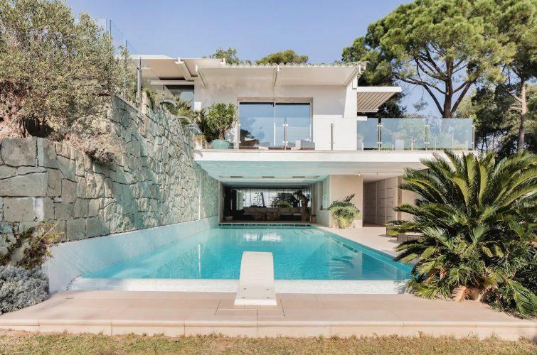 Villa de luxe à Sainte-Maxime, villa 636