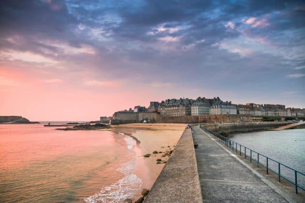 Les 13 choses incontournables à faire à Saint Malo