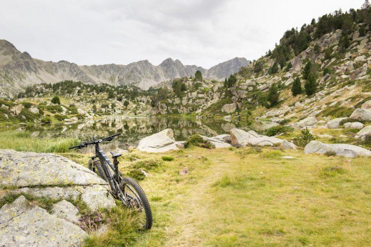 VTT Pyrénées