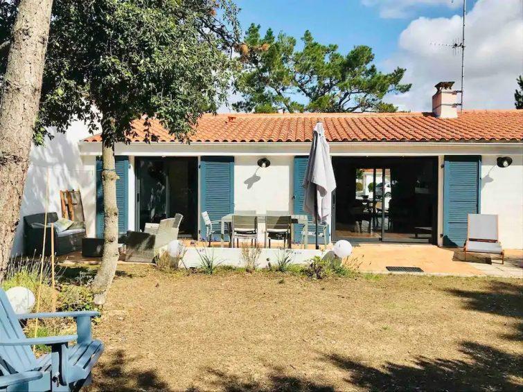 Maison 6 personnes de 90m2 à 4 minutes de la plage - Airbnb La Tranche-sur-Mer