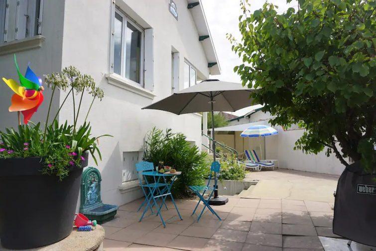 Laboon - Jolie maison proche plage et centre ville - Airbnb La Tranche-sur-Mer