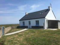 Ouessant - maison rénovée (en 2019) vue sur mer