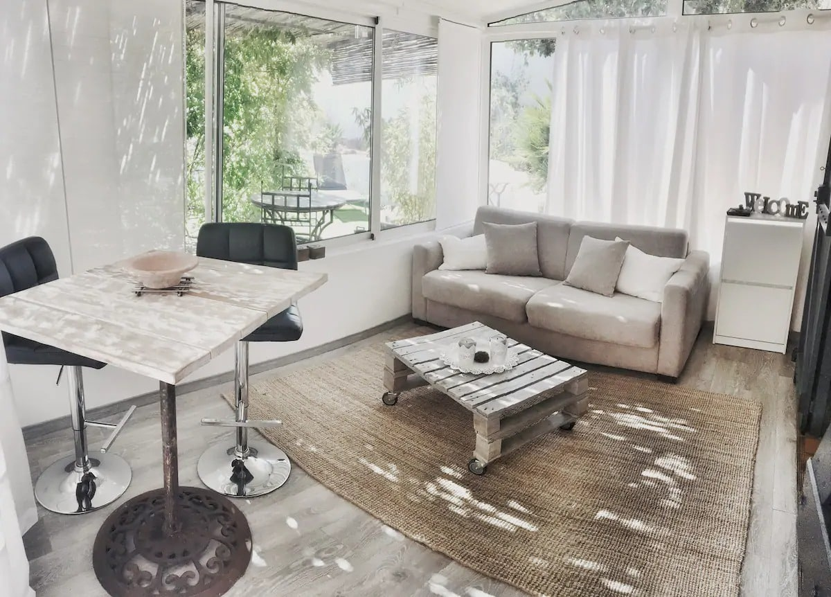 Superbe logement climatisé emplacement idéal